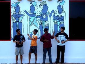 நாங்க நாலு பேரு :-)